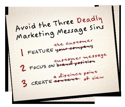 marketing-message